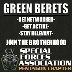 Special Forces Association Chapter 105