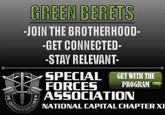 Special Forces Association Chapter XI - National Capital Region